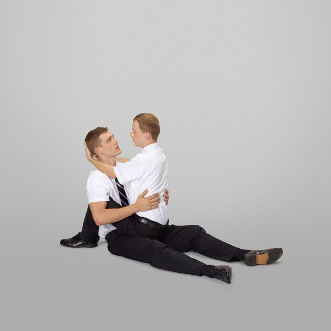 Gay missionary love
