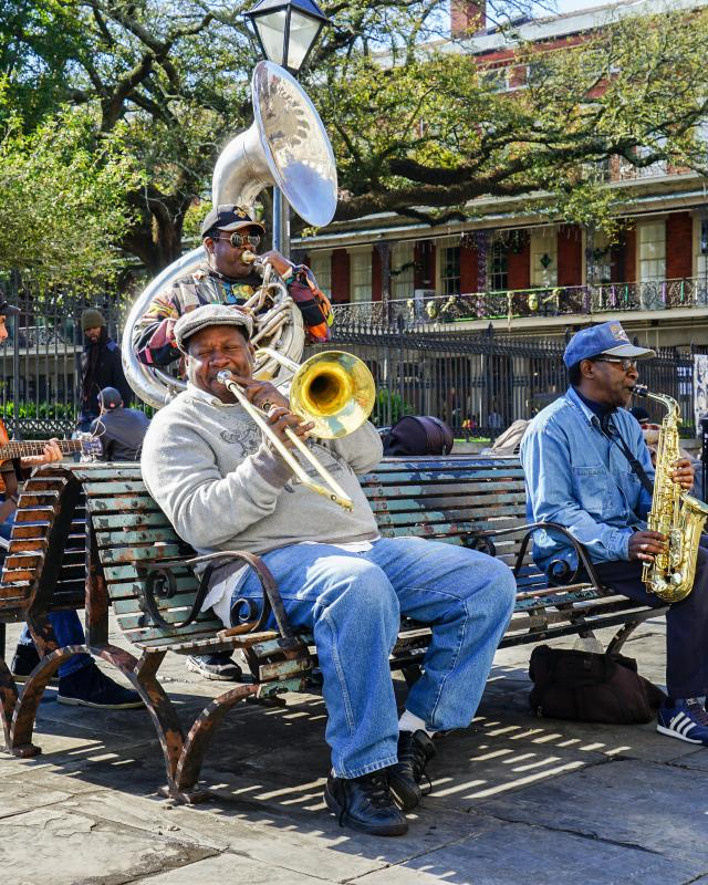 Live music new orleans