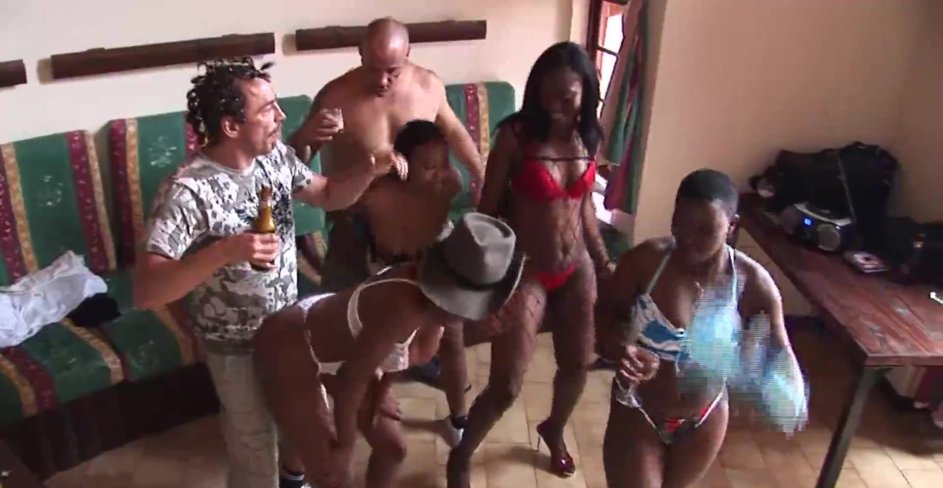 African party sex videos