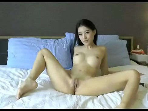 Nude asian tanned models